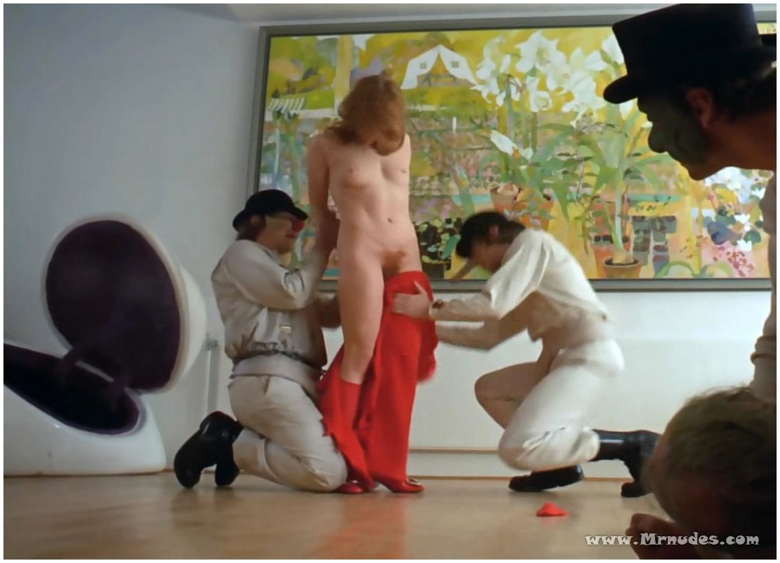 Something Pics of nudity in clockwork orange