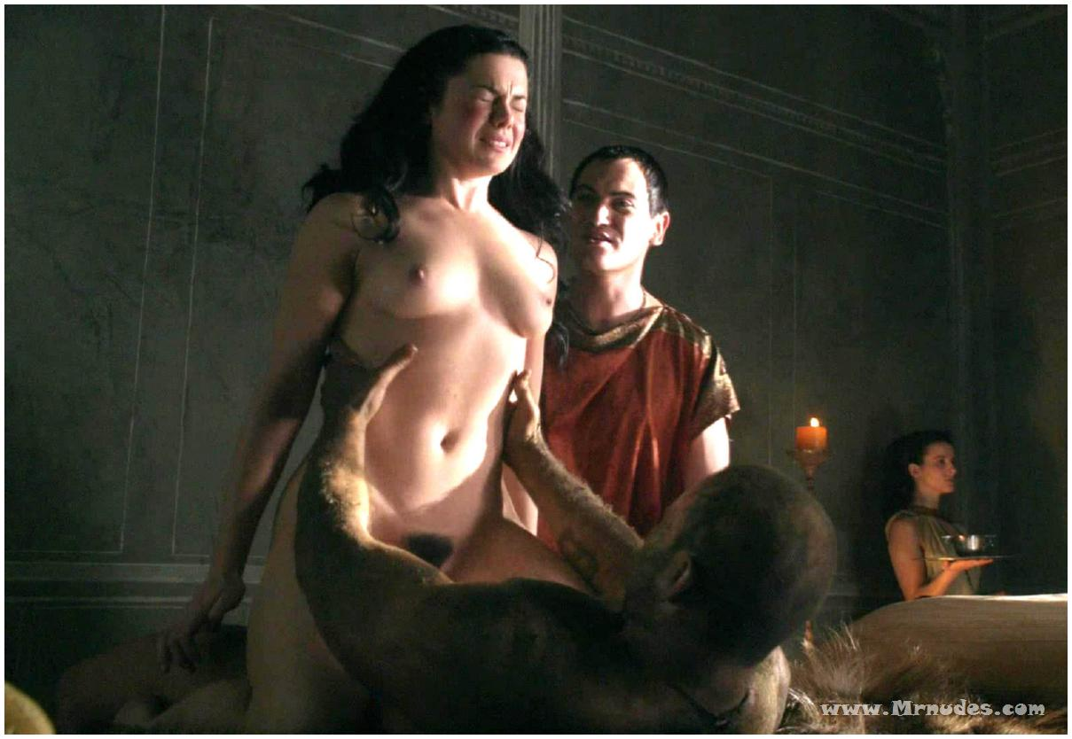 Opinion, Spartacus jessica grace smith nude situation