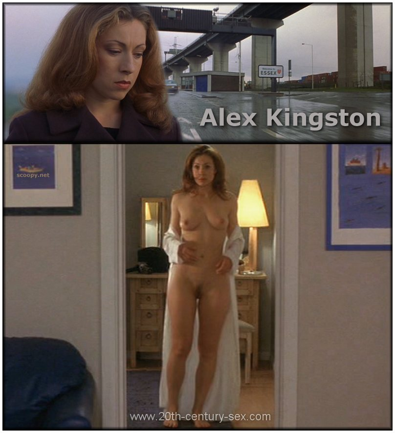 Alex kingston naked patta mekath