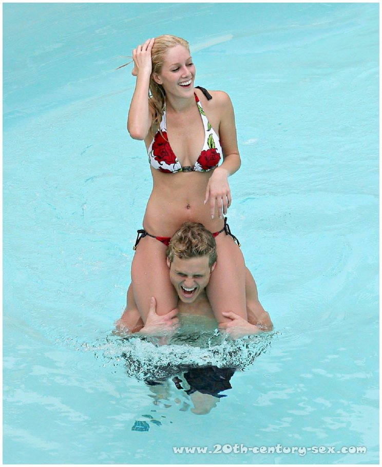 heidi montag nude free liking the