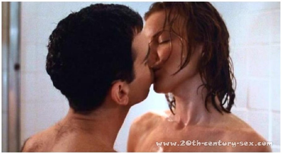 marcia cross shower naked