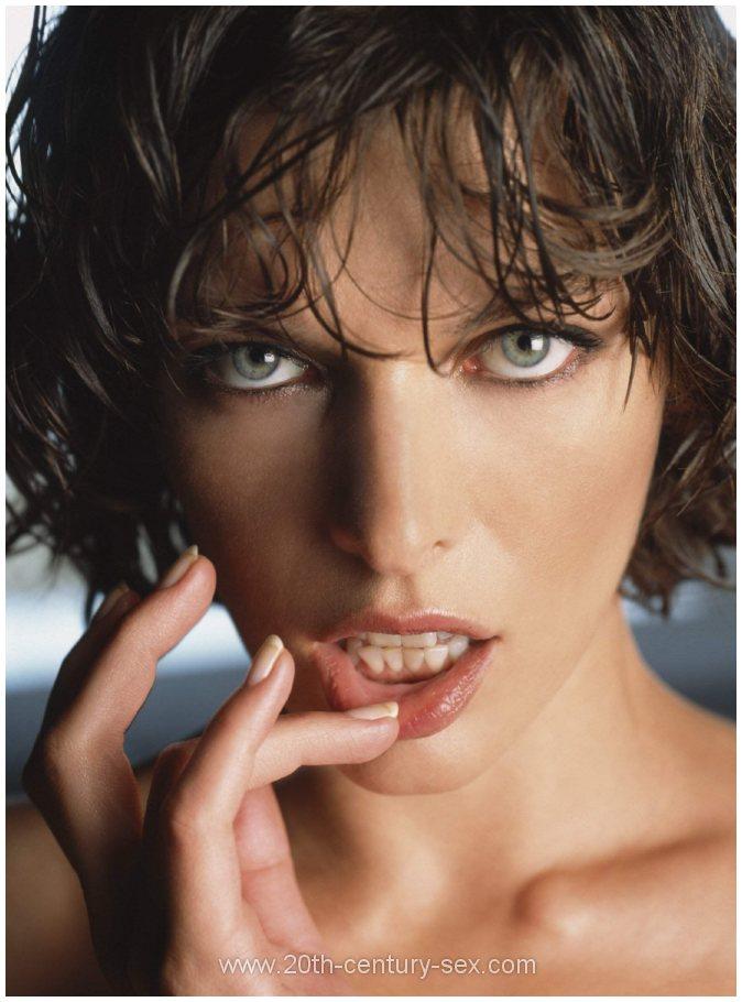 :: Milla Jovovich naked photos :: Free nude celebrities.