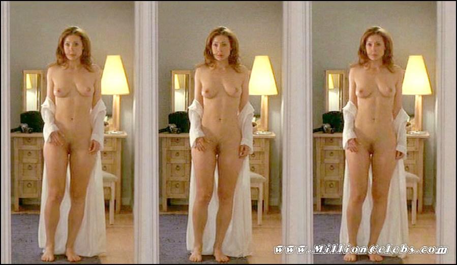 Alex kingston nude pics