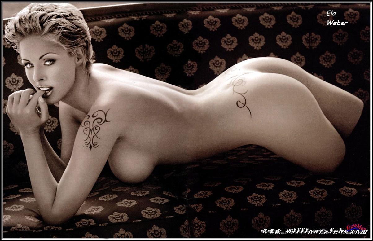Weber nude ela