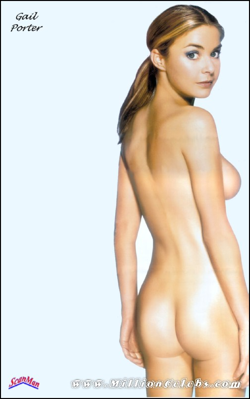 Gail porter nude pictures at JustPicsPlease