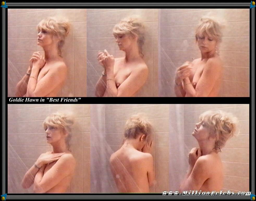 Something is. Goldie hawn get cock nice