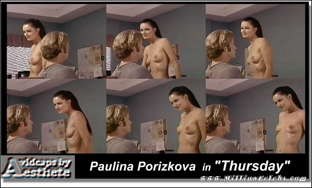 Paulina poriskova nude